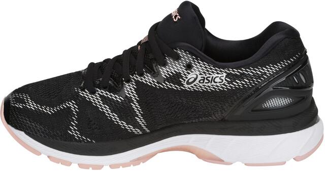 scarpe corsa donna asics nere